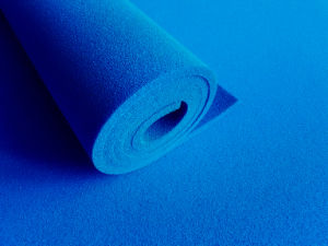 Open Cell Silicone Sponge Sheet, Silicone Foam Sheet Sized 6, 8, 10, 15mm X 1.0m X 10m pictures & photos