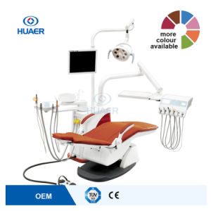Ce Approved Customized Luxury Dental Chair pictures & photos