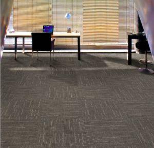 Antifouling PP Jacquard Carpet Tiles pictures & photos