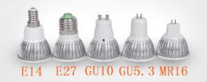 GU10 E27 MR16 E14 Gu5.3 COB LED Bulb LED Lights pictures & photos