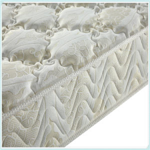 High Density PU Foam Double Pillow Top Mattress pictures & photos