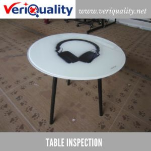 Professional Quality Control Inspection Service for Table in China pictures & photos