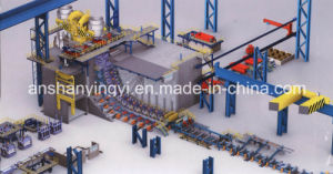 Three-Strand Steel Billet Continuous Casting Machine (CCM) From Sara pictures & photos