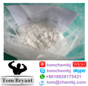 HPLC Purity 99.15% Stanolone / Dht Powder CAS: 521-18-6 pictures & photos