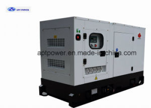 30kVA Prime Diesel Generator Soundproof Enclosed Type pictures & photos
