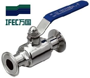 Sanitary Stainless Steel Ball Valve pictures & photos