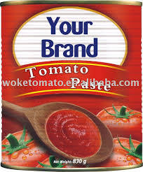 Supply Tomato Paste 28-30% with Good Quality and Competitive Price