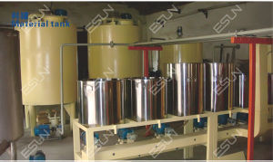 Ecf-S/E Full Automatic Vertical PU Foam Machine pictures & photos