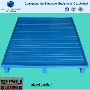Industrial Powder Coated Stainless Heavy Duty Steel Pallet pictures & photos