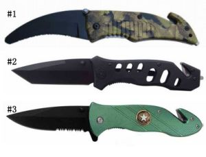 Folding Knife/Pocket Knife/Survival Knife/Multifunctional Knife (1244/2644/9444)