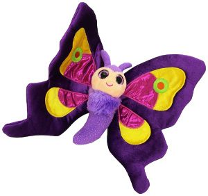 High Quality Custom Plush Toy Butterfly pictures & photos