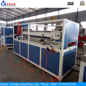 PVC WPC Wood Plastic Profile Extrusion Machine/Wall Panel Production Line pictures & photos