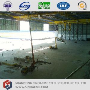 Large Span Metal Frame Aircraft Maintenance Hangar pictures & photos