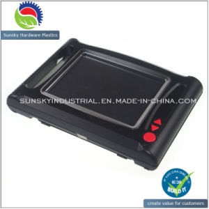 Plastic Molding Hand Held Cover Case with LCD (PL18023) pictures & photos