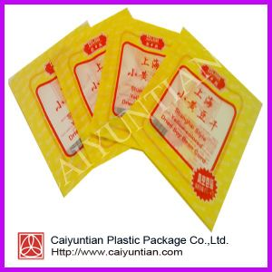 Clear Food Packaging Bag/PE Bag (CYT)