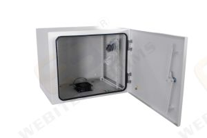 IP65 Wall Mounted Enclosures with Waterproof Cylinder Lock pictures & photos