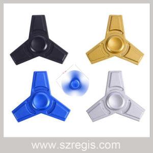 Three - Leaf Fingertips Gyro Decompression Spiral Toys Fidget Spinner pictures & photos