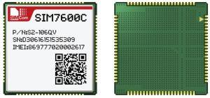 Simcom FDD Lte Module-SIM7600c/SIM7600ce