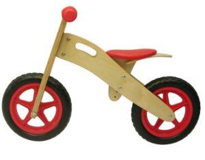 Wooden Children Bikes Balance Kids Baby Bike for Age 3+