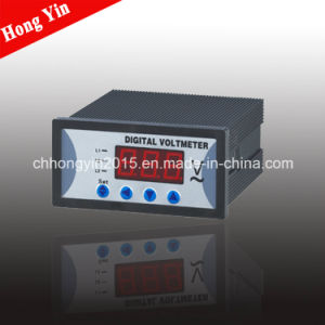 Dm9648-3u-1 Three Phase Digital Voltage Meter pictures & photos