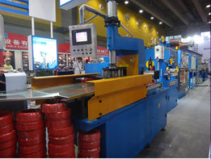 Building Wire Security Cable Extrusion Line Cable Making Machine pictures & photos