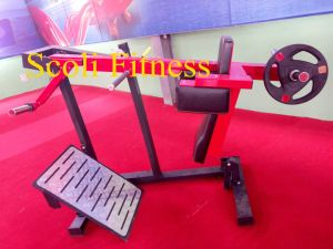 China Fitness Equipment Supllier Gym Machine Total Leg Press