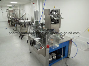Automatic Injection Box Cartoning Packing Machine pictures & photos