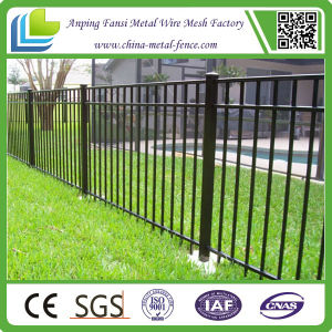 China Manufacturer Supplied Cheap Steel Garden Fence pictures & photos