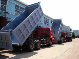 6X4 Dump Truck Zz3257n247 pictures & photos