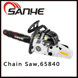Power Hand Tools Chainsaw 65840 with CE/GS/EMC