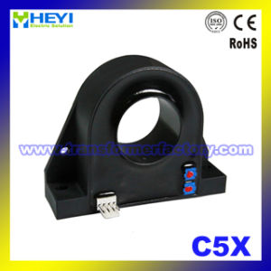 (C5X Series) Class 0.5g Miniature Open Loop Mode Hall Effect Current Sensor with En60947-1: 2004 pictures & photos