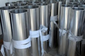 Food Grade Aluminum Foil pictures & photos