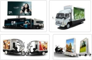Solutions for Mobile & Digital LED Vehicles