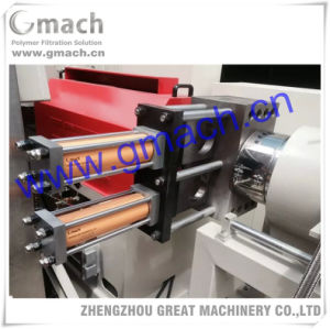 Double Plate Type Continuous Screen Changer for PE Pelletizing Machine pictures & photos