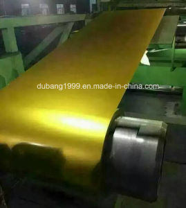 Hot Selling PPGI in Brilliant Color Coated Steel Coil