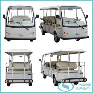 CE Electric Car Sightseeing Car 14 Seats (LQY140A)