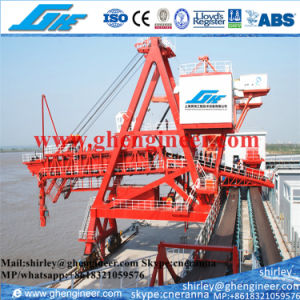 Rotary Mobile Continuous Ship Loader System pictures & photos