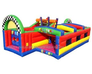 Inflatable Fun Equipment, Fun Play Center, Inflatable Toys, Inflatbale Bouncy House Combo (B5014) pictures & photos