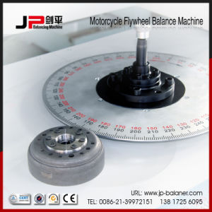 Jp Jianping Belt Pulley Brake Drum Flywheel Balancing Machinery pictures & photos