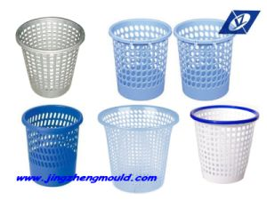 Plastic Commodity Wastebasket Mould pictures & photos