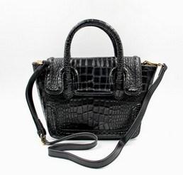Newest Charming Snake Skin Ladies Bag Fashion Original Handbag (LDO-01654) pictures & photos