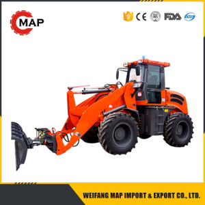 Articulated Wheel Loader Zl20f with Kinds of Accessories pictures & photos