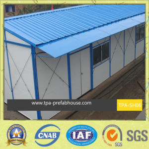 Quick Installation Prefabricated Mobile House in Worksite pictures & photos