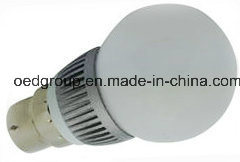 Dimmable 270degrees 4W LED Globe Lamp, LED Bulb with CE&RoHS pictures & photos