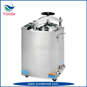 Hand Round Cover Automatic Medical Sterilizer pictures & photos