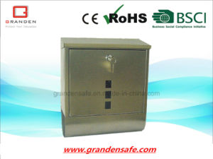 Stainless Steel Post Box (GL-21) pictures & photos