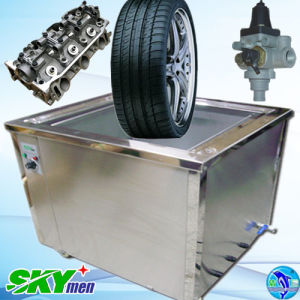 Ultrasonic Tyre Washing Machine for Tyre and Car Parts Cleaning & Degreasing (JTS-1036) pictures & photos