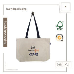 100% Cotton Shopping Bag Packaging Bag Cotton Bag pictures & photos