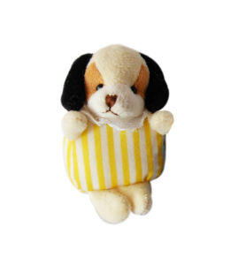 Cute Stuffed Mini Dog Toy pictures & photos