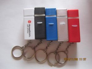 Super Bright Key Ring LED Flashlight (HLl012)